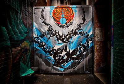 Graffiti of Melbourne