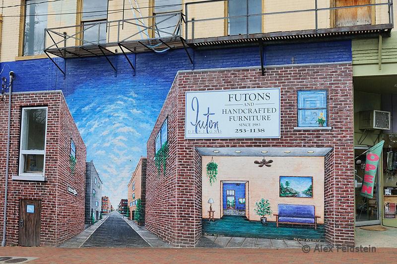Downtown Asheville - NC