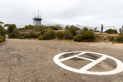 Reed Lookout Fire Tower