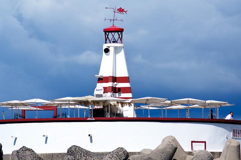 Lighthouse<br /> Puerto Mogan