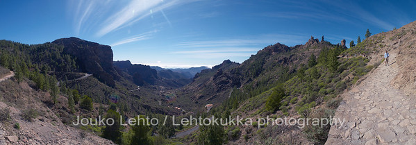 Ayacata and  Roque Nublo, Gran Canaria