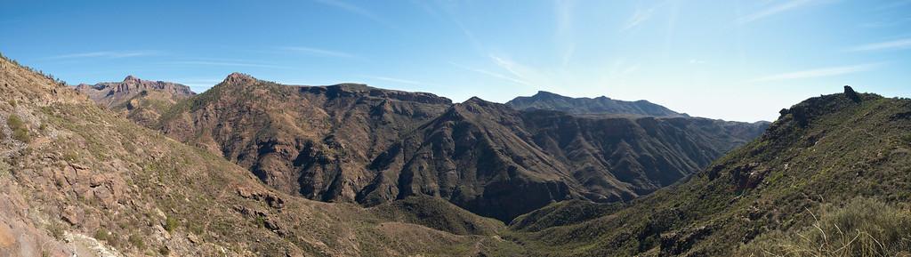 Barranco de Arguinneguin:: Gran Canaria