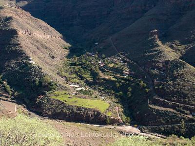 Barranco de Arguinneguin & Soria, Gran Canaria