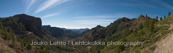 Ayacata and Roque Nublo, Gran Canaria