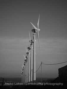 Tuulimyllyt, Windmills ; Gran Canaria