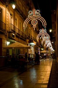 Street, Granada