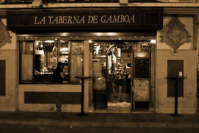 Bar, Granada