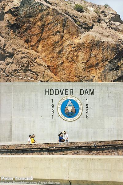 Hoover Dam, Nevada / Arizona