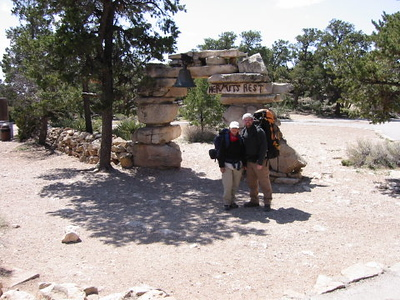 Grand Canyon N.P. - Hermits Rest