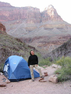 Grand Canyon N.P. - Boucher Creek Campsite