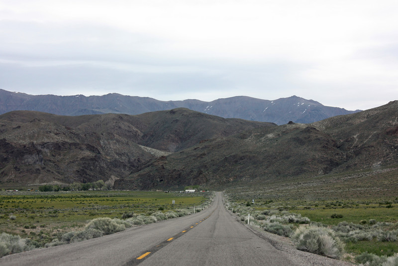 Highway 50, Nevada