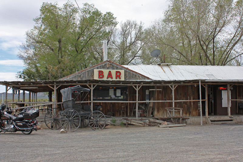 Middlegate, Nevada - this is most of it
