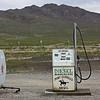 Middlegate, Nevada - gas pump