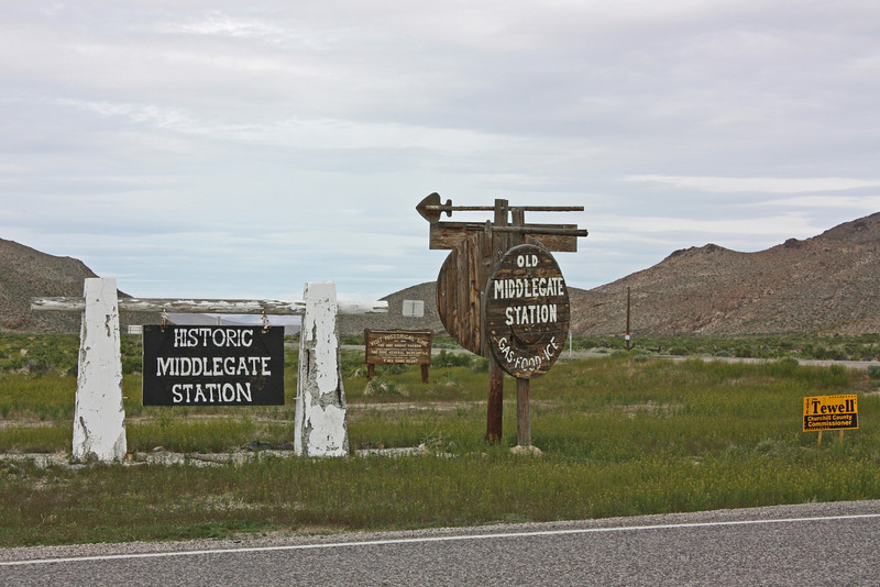 Middlegate Station, NV