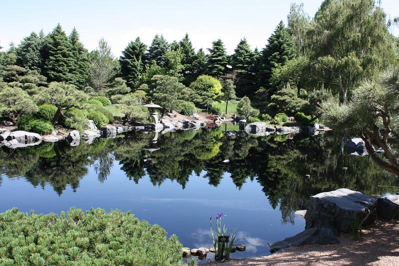Denver Botanical Garden - Japanese garden