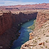 Colorado River below Glen Canyon Dam
