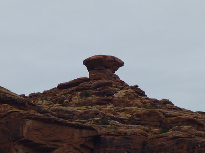 They call these Hoodoo's.
