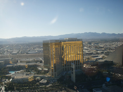 View of Vegas from above, 3.08