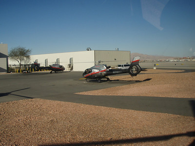 Helicopter for Grand Canyon tour, 3.08