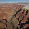 Grand Canyon and Colorado R. by air
