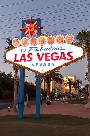 Grand Canyon / Las Vegas 2012