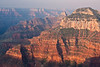 Sunrise on the north rim of the Grand Canyon.<br /> <br /> Photo by Deb