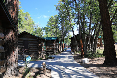 Our family stayed in a rim-side Pioneer Cabin.  Check out this website to make your 2013 reservations:  http://grandcanyonforever.com/lodging/