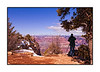 A photographer photographs the Grand Canyon from the South Rim; best viewed in the largest sizes