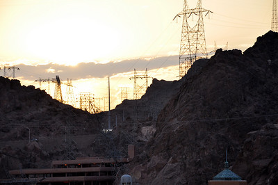 Grand Canyon Sunrise & Hoover Dam