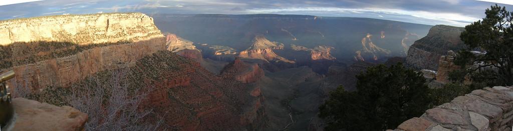 Grand Canyon Thanksgiving 2004