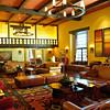Lobby of the historic Camelback Inn.