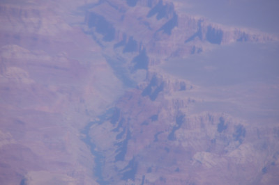 Grand Canyon (flying over)