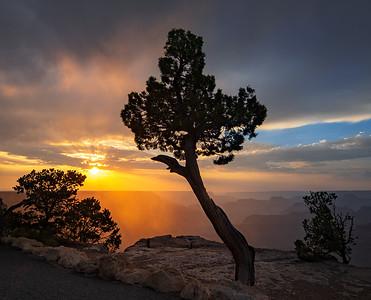 Hopi Sunset Glow