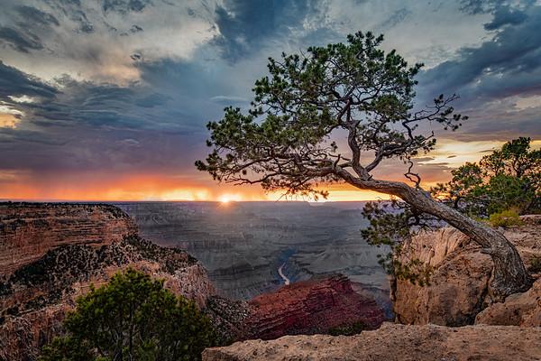 Hopi Sunset View