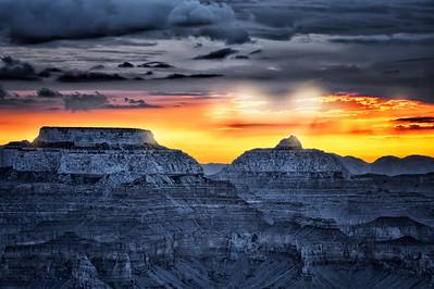 Sunrise, mystical version