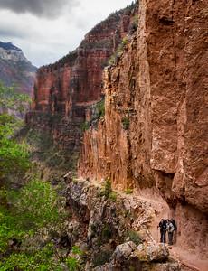 North Kaibab descent