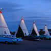 The Wigwam Motel on old Route 66
