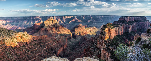 North rim Panoramic