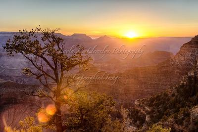 Sunrise at Yavapai
