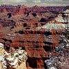 Five million tourists visit the park each year, mostly the South Rim.