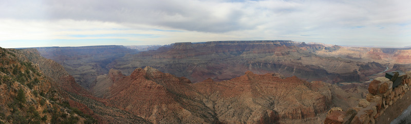 Grand Canyon Panoram 756 to 763
