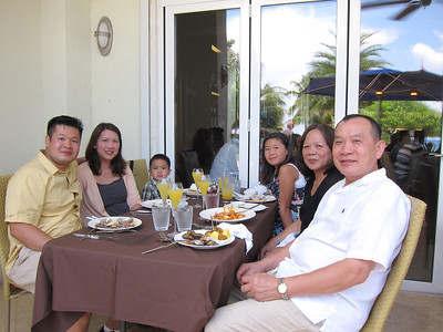 Father's Day Sunday Brunch at Luca Restaurant