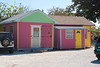 Bright house on Grand Cayman Island