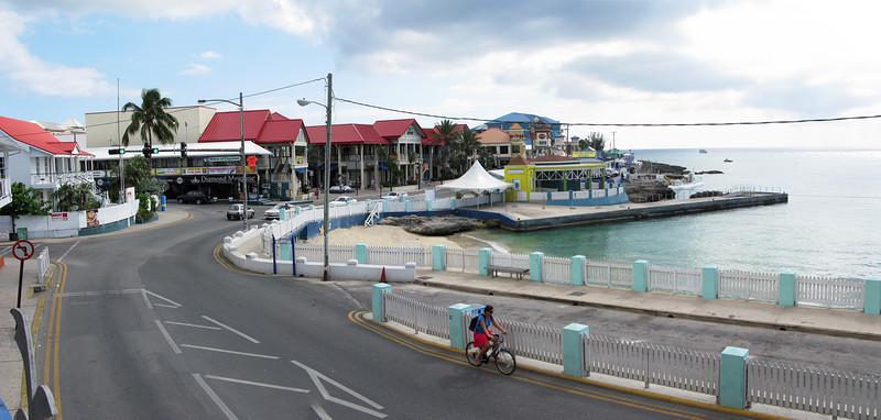 George Town panorama