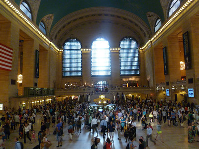 Grand Central Terminal - NYC - 3 July '13