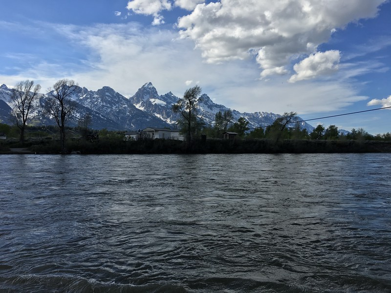 Northern Tetons & Snake River, Moose, WY