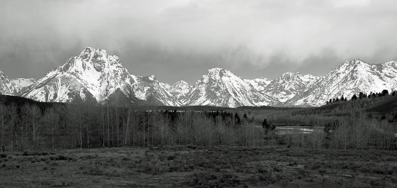 Mt  Moran Panorama