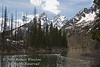 No Model Release, Kayaker, String Lake, Grand Teton National Park, Wyoming, USA, North America