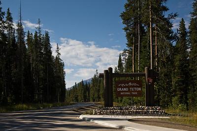 Grand Teton, WY - USA