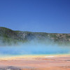 Grand Prismatic Spring- Yellowstone
